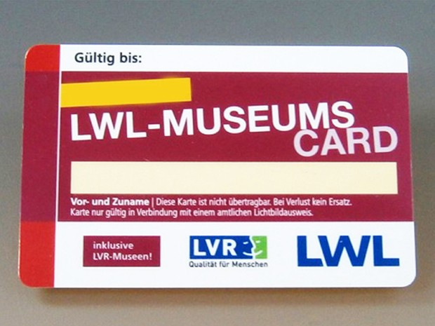 Die LWL Museums Card