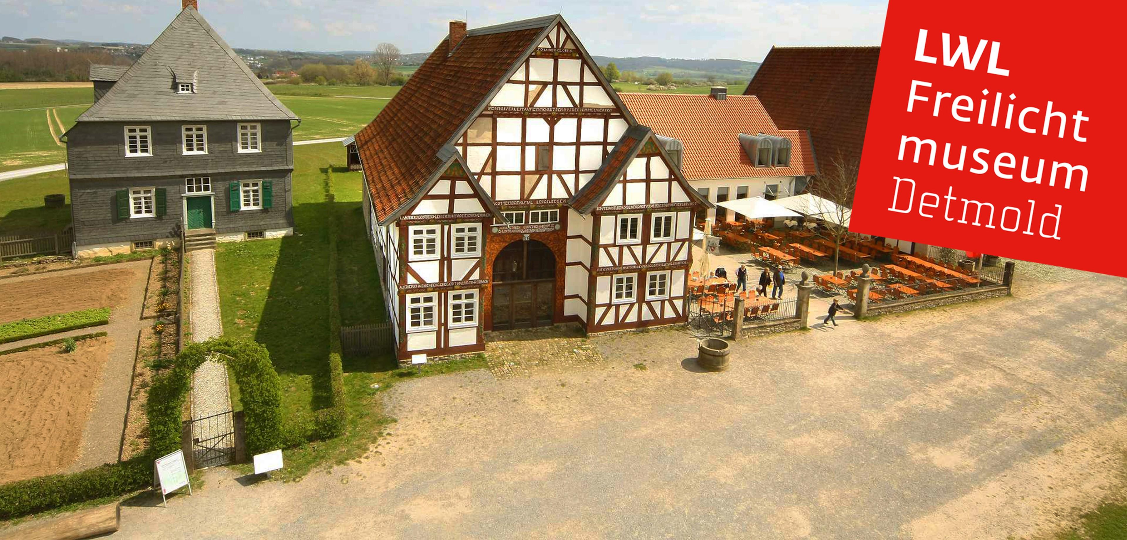 LWL | Im Weissen Ross - LWL Open-Air Museum Detmold